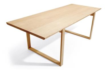 Rechtecktisch, Höhe 76 cm, Tisch Modell Delta (718)