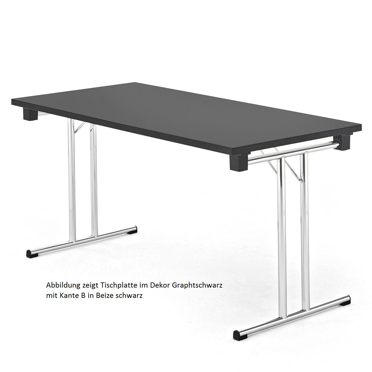 Roki Objekteinrichtungen - Rechtecktisch, Klapptischgestell Modell ...